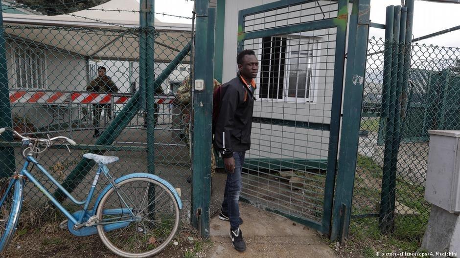 Castelnuovo di Porto refugee home | Photo: Picture-alliance/dpa/A.Medichini
