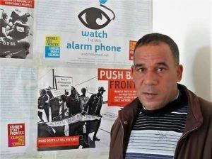 """الناشط في شبكة """"هاتف الإنقاذ"""" حسن عماري"""