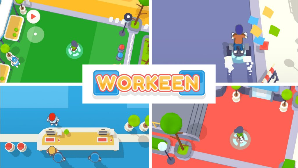 Screenshot of the Workeen app | Photo: ANSA/Workeeen