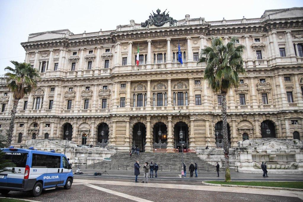 The Supreme Court of Cassation in Rome | Photo: Alessandro di Meo/Archive/ANSA