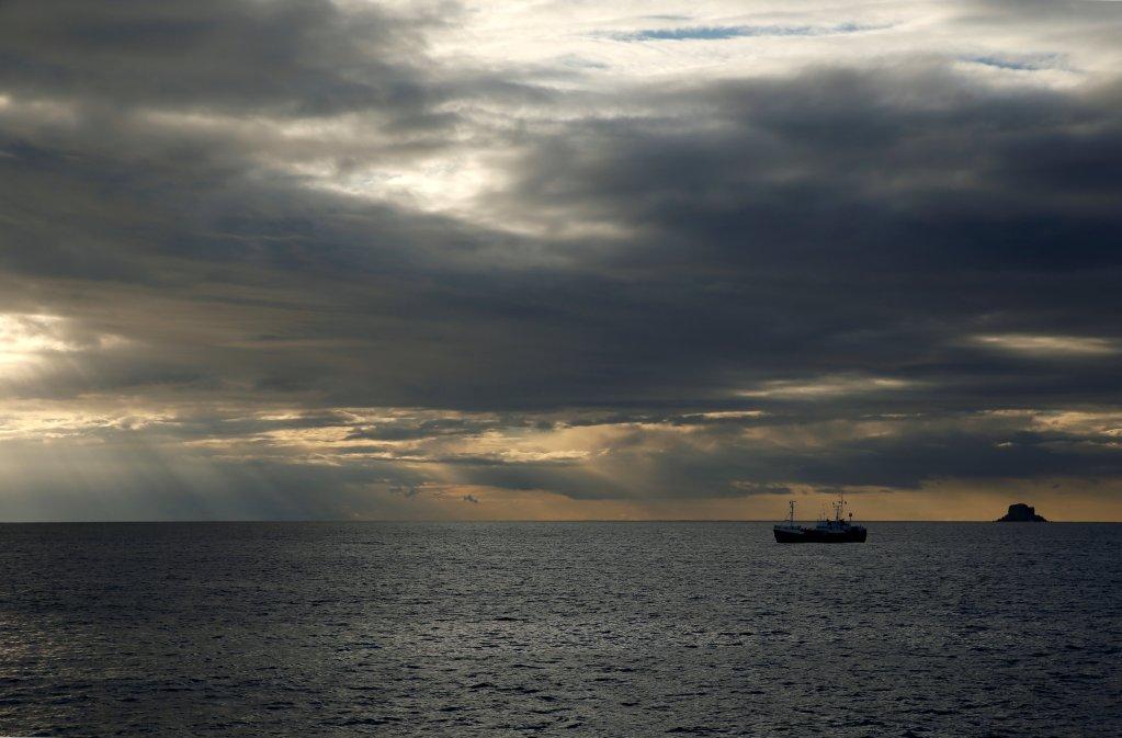 البحر المتوسط/رويترز