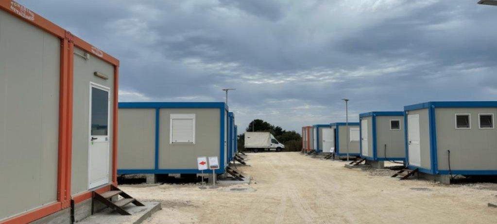 افتتاح مركز لاستضافة العمال الموسميين في كاسيبيلي. المصدر: وزارة الداخلية الإيطالية