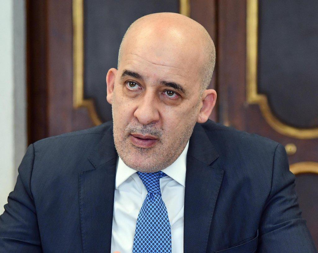 السفير التونسي في إيطاليا معز سيناوي. المصدر: أنسا / إيتوري فيراري.