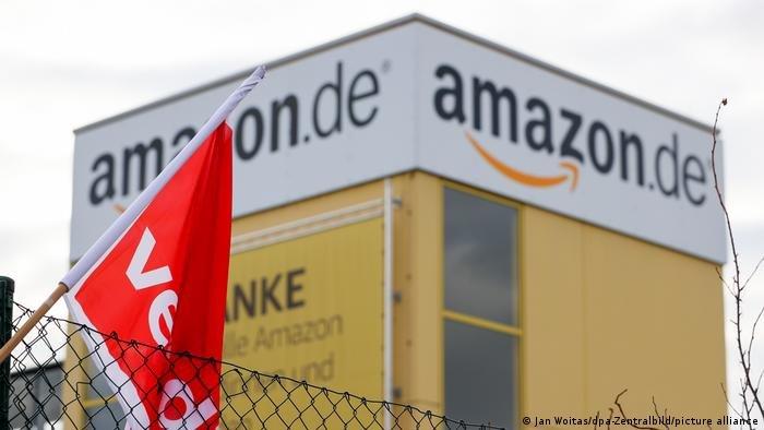 نقابة فردي دعت عمال آمازون لإضراب على العمل احتجاجا على ظروفهم