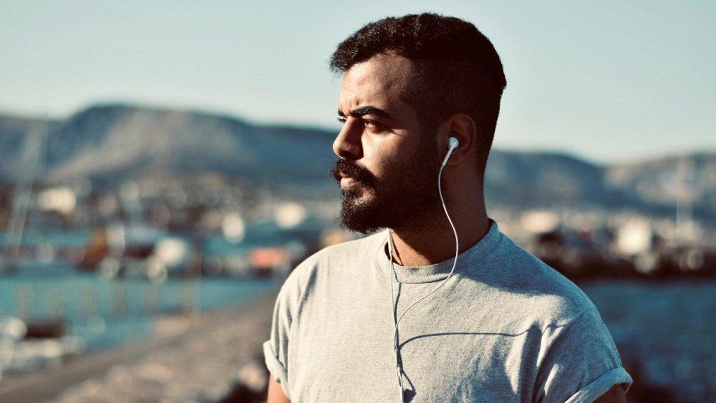 طارق الخالدي، لاجئ فلسطيني في اليونان. المصدر/ طارق أرسل الصورة