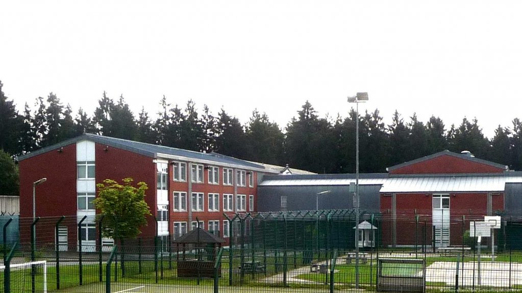 The detention center in Büren has been repeatedly criticized for having inhumane conditions