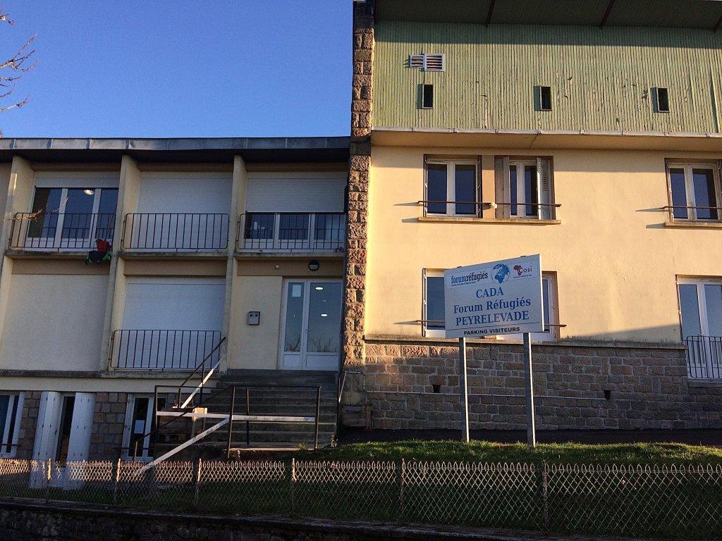 صورة من الارشيف، مركز كادا دي بيريفاد Le Cada de Peyrelevade. المصدر: كورين بينيستي