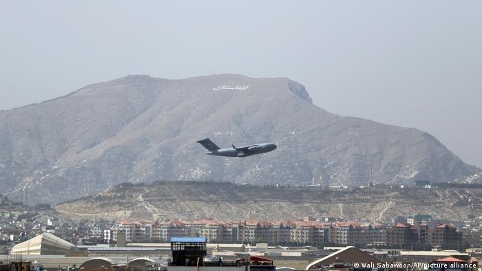 له افغانستانه د خلکو د تخلیې عملیات. د ارشیف انځور. پېکچر الاینز