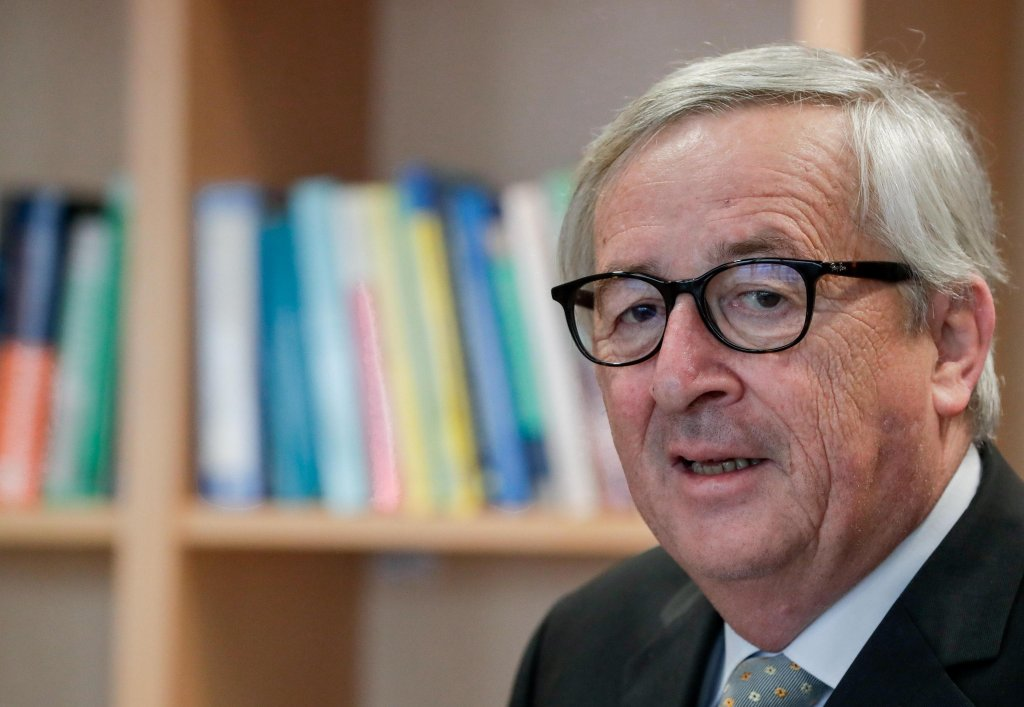 European Commission President Jean-Claude Juncker | Photo: EPA/STEPHANIE LECOCQ