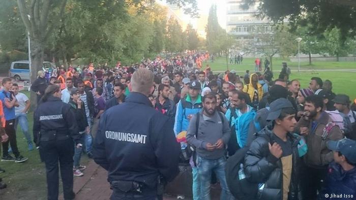 اليونان وهنغاريا ترفضان استعادة لاجئين