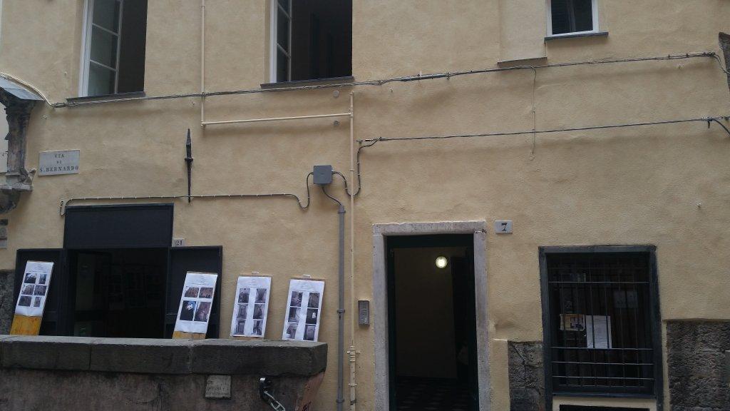 مسكن عام في جنوة. المصدر: أنسا.