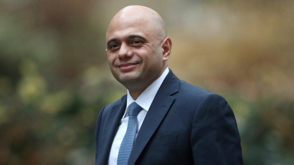 Sajid Javid est le premier ministre de l'Intérieur britannique issu de l'immigration. Crédit : Reuters