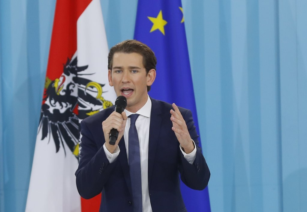 المستشار النمساوي سيباستيان كورتس