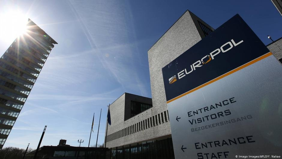 The operation was spearheaded by Europol | Photo: Imago Images/AFLO/Y. Nakao