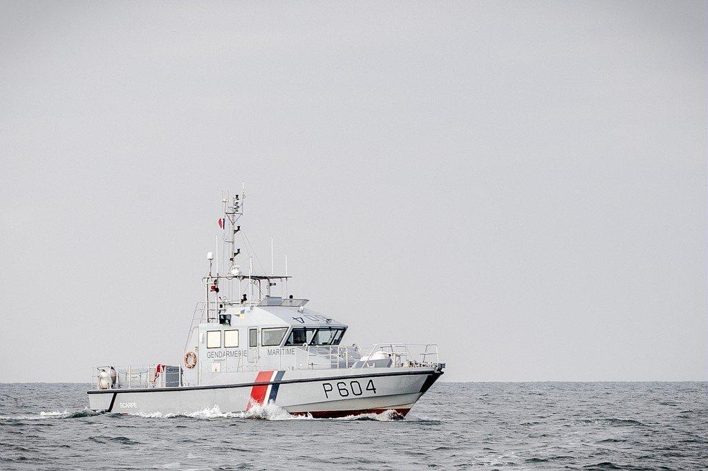 مانش کانال کې د سمندري ځواکونو د څارنې د عملیاتو یو انځور: انځور: دمانش کانال سمندري ځواکونو قومندانۍ