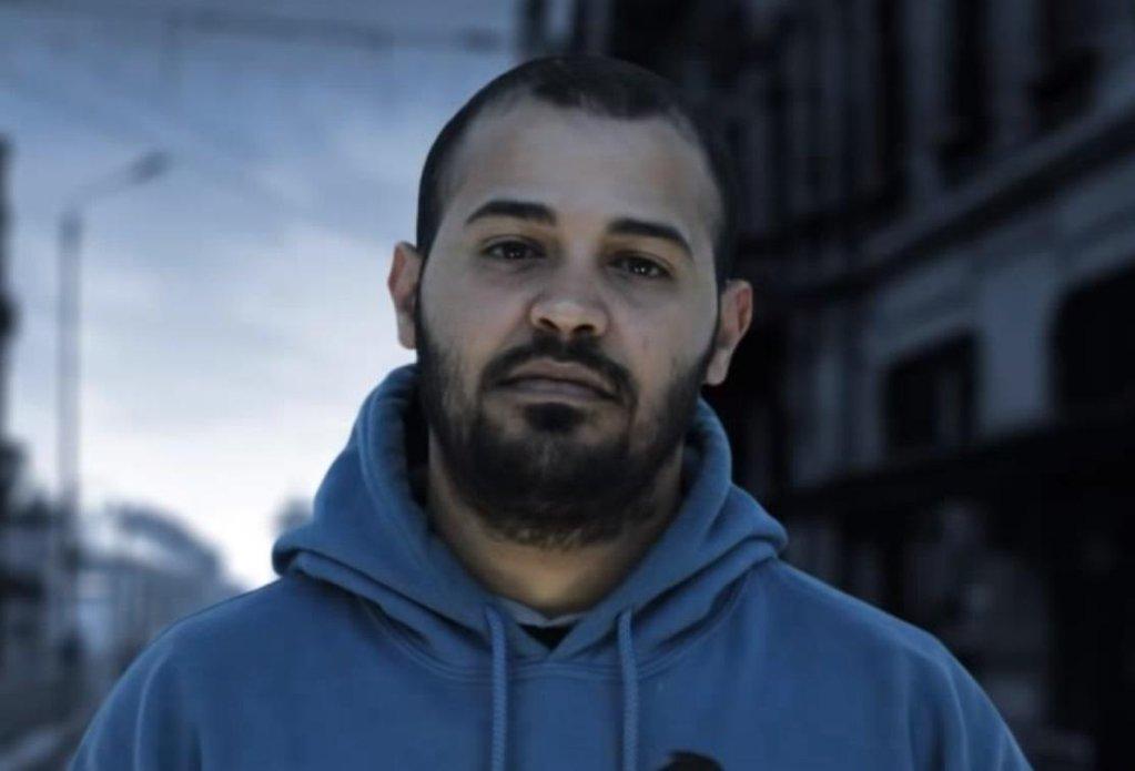 ansa/ مغني الراب الليبي رمضان سيعد