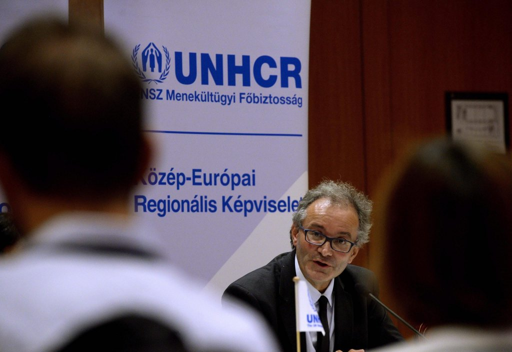 Vincent Cochetel, the Director of the Bureau for Europe at the United Nations High Commissioner for Refugees | Photo: ARCHIVE/EPA/Noemi Bruzak