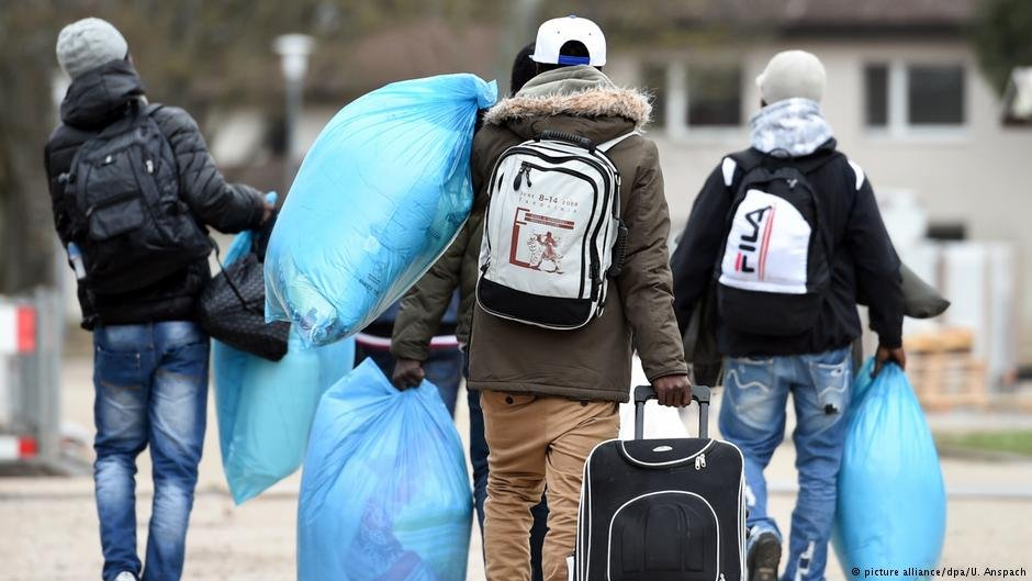 The new asylum centers will accommodate up to 1,500 people, Minister Seehofer says