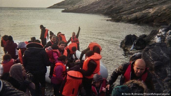 RefugeeCameras / Kevin McElvaney