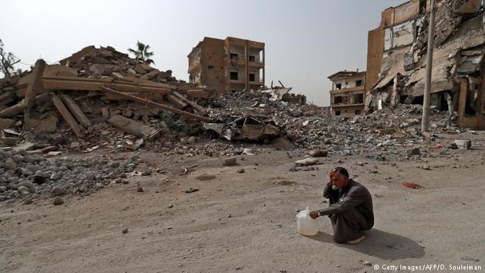 Getty Images/AFP/D. Souleiman