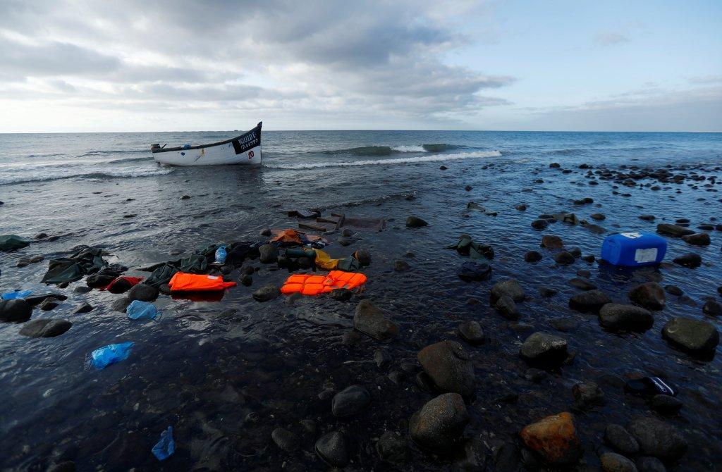 أكثر من 400 مهاجر لقوا مصرعهم غرقا هذا العام في المحيط الأطلسي. الصورة: رويترز