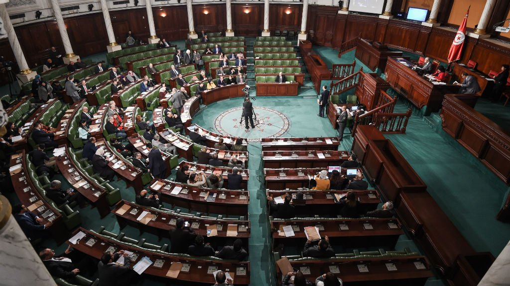 Fethi Belaid, AFP |L'Assemblée des représentants du peuple de Tunisie a voté mardi 9 octobre la loi sur l'élimination de toutes les formes de discrimination raciale.