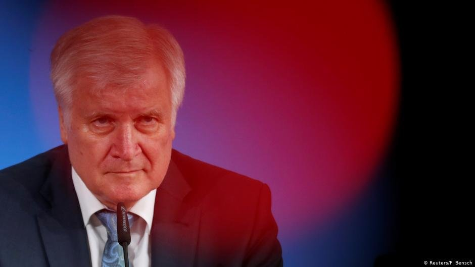 Germany's interior minister Horst Seehofer | Photo: Reuters/F.Bensch