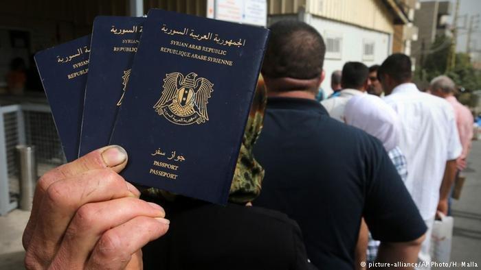 السلطات الألمانية تلزم السوريين الحاصلين على الحماية الثانوية بجلب جوازات سفر سورية