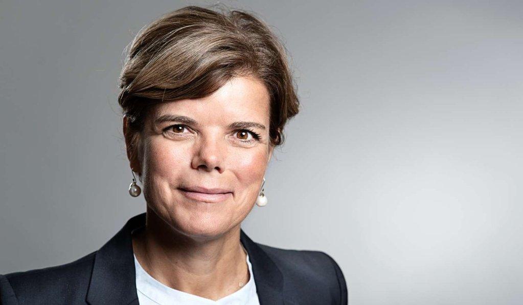 Charlotte Slente, Secretary General, Danish Refugee Council | Copyright: Danish Refugee Council