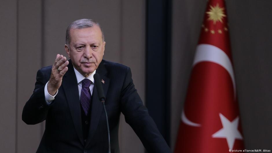 الرئيس التركي رجب طيب أردوغان. المصدر: أليانس