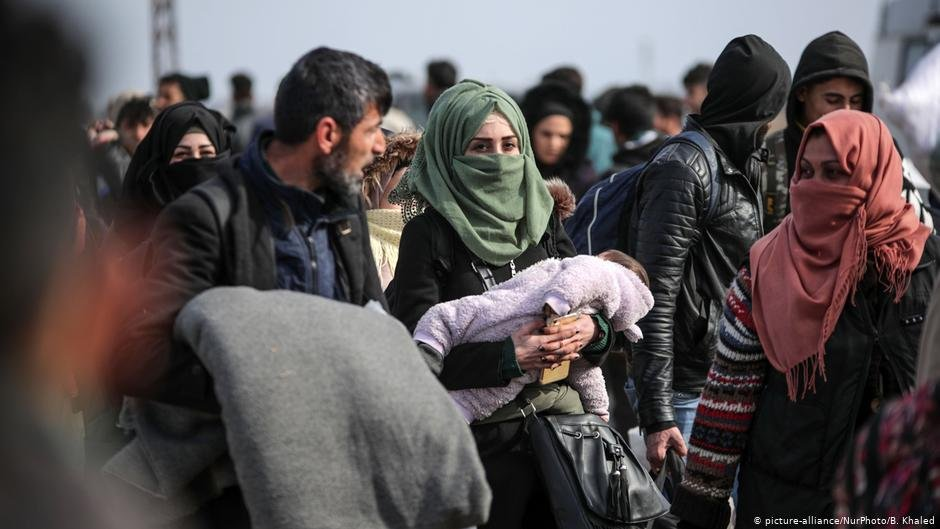گروههای مددرسان از احتمال جان باختن دسته جمعی پناهجویان ناشی از گسترش ویروس کرونا ابراز نگرانی کرده اند.