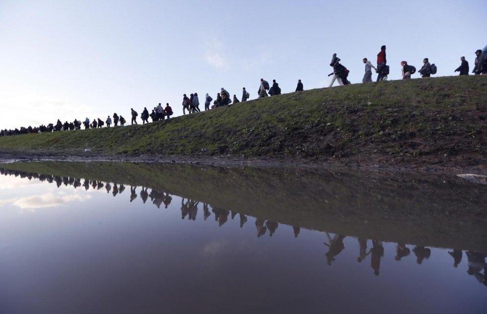 """من المفترض أن تؤدي حالات الجفاف والكوارث الأخرى المرتبطة بالطقس إلى ارتفاع عدد """"المهاجرين البيئيين"""""""