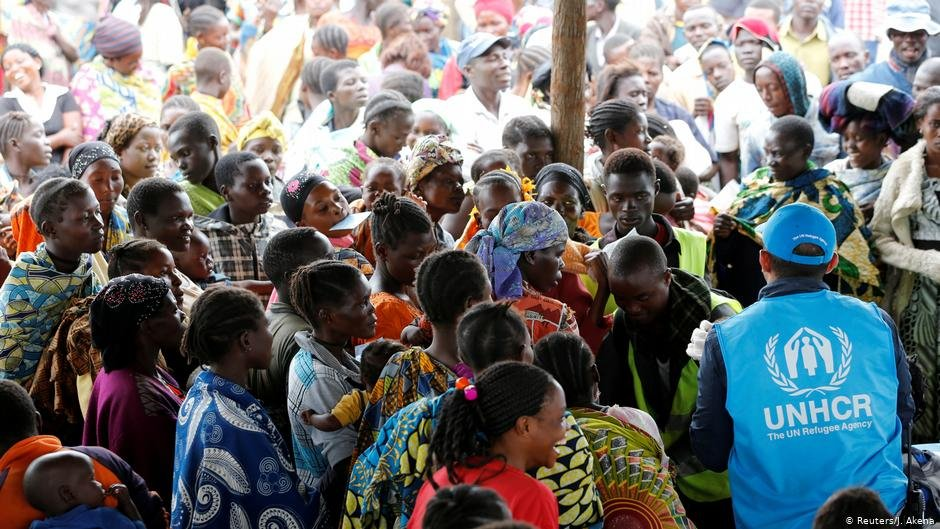 According to the UNHCR, around 70,000 people have arrived in Uganda from the Democratic Republic of Congo since the beginning of 2018 as they escape violence in Ituri province | Photo: Reuters/J.Akena