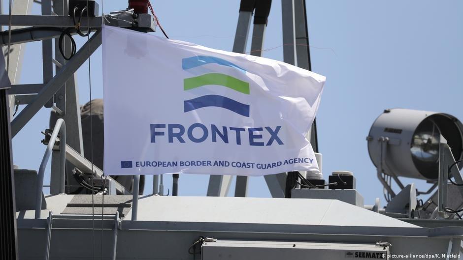 فرانتکس در بحیره مدیترانه با گاردهای ساحلی کشورهای مختلف همکاری می کند./عکس: picture-alliance/dpa/K. Nietfeld