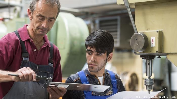 آلمان قانون مهاجرت کارگران ماهر را تصویب کرد