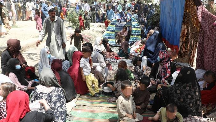From file: Millions of Afghans have been displaced   Photo: Reuters