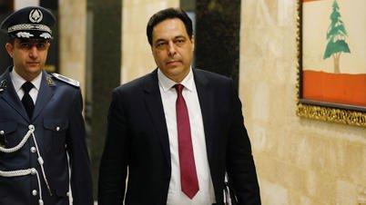 © (رويترز) |رئيس الحكومة اللبنانية حسان دياب