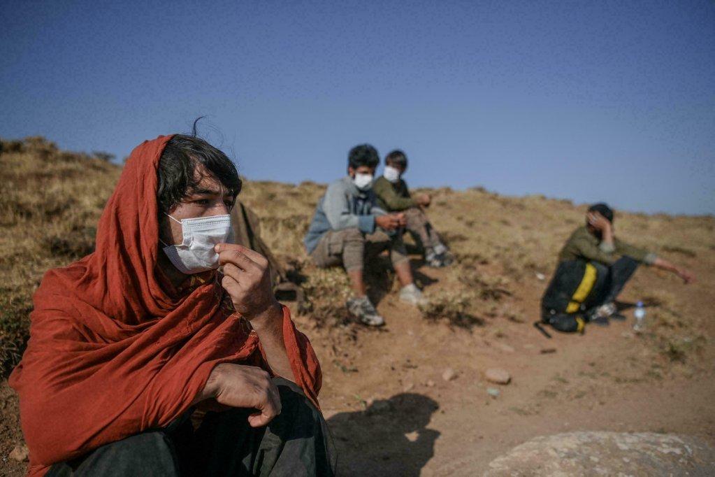 AFP - OZAN KOSE |پس از به قدرت رسیدن دوباره گروه طالبان در افغانستان (۱۵ ااگست ۲۰۲۱)، بسیاری از شهروندان این کشور مجبور به ترک دیار خود شدند. شمار زیادی از پناهجویان افغان به کشورهای غربی، برخی به هند و پاکستان و تعداد کمی هم به ایران رفتند.