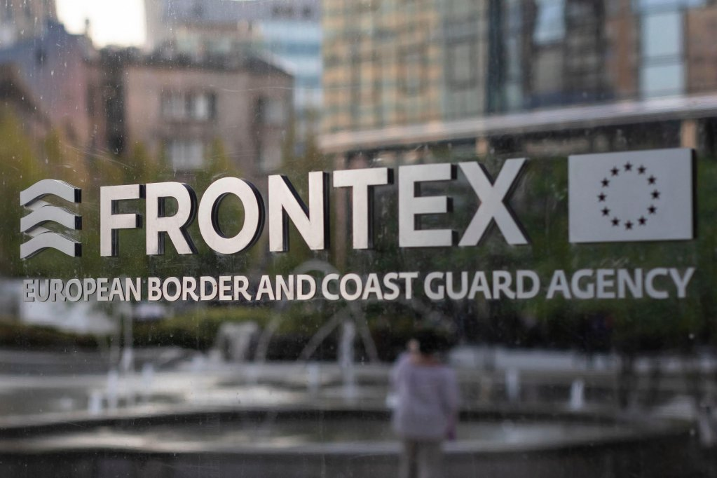 Frontex headquarters in Warsaw, Poland | Janek Skarzynski/AFP