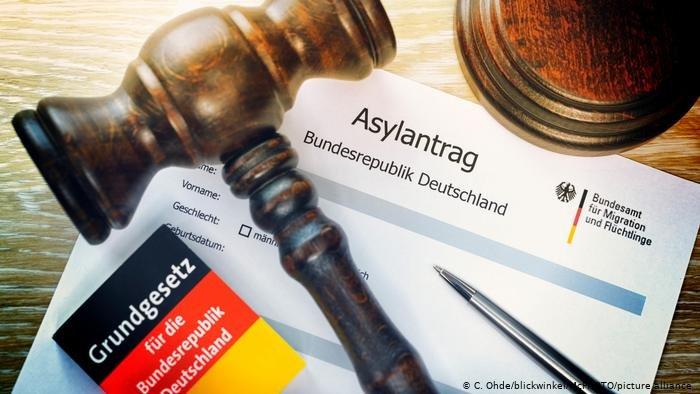 47231 طلب لجوء قدم في ألمانيا خلال النصف الأول من عام 2021