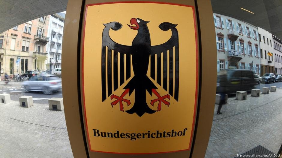 دیوان عدلی آلمان