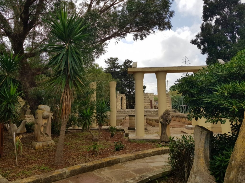 Les jardins du Peace Lab à Malte accueillent plusieurs dizaines de migrants déboutés. Crédit : Anne-Diandra Louarn / InfoMigrants