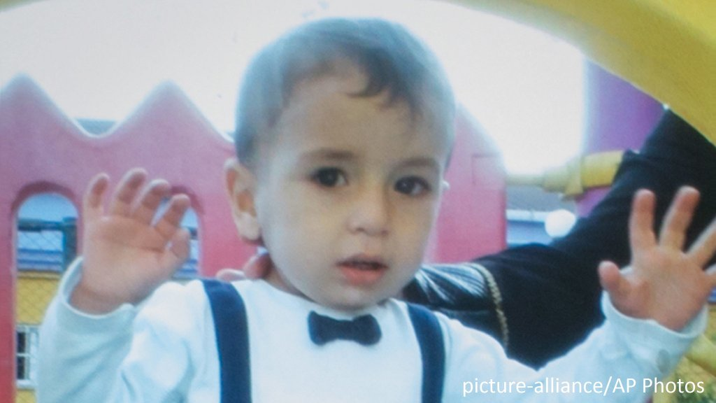 Aylan Kurdi was three years old when he drowned in the Mediterranean | COPYRIGHT: picture-alliance/AP Photos
