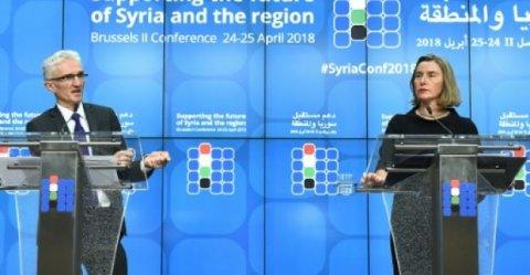 مؤتمر بروكسل للجهات المانحة يعد بتقديم 4.4 مليار دولار كمساعدات لسوريا