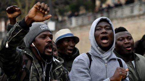 L'Italie connait depuis quelques jours une série d'agressions racistes.