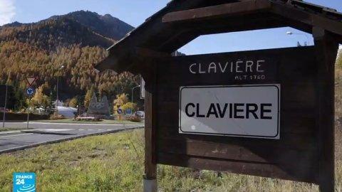 """قرية """" كلافيير"""".. معبر المهاجرين غير الشرعيين من إيطاليا نحو فرنسا"""