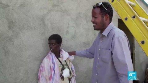 Éthiopie : dans le camp d'Hashaba, au Soudan, les réfugiés pansent leur plaies