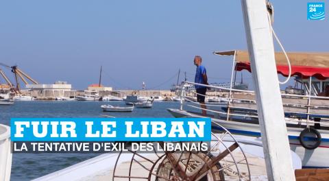 Fuir le Liban, la tentative d'exil de Libanais à Chypre
