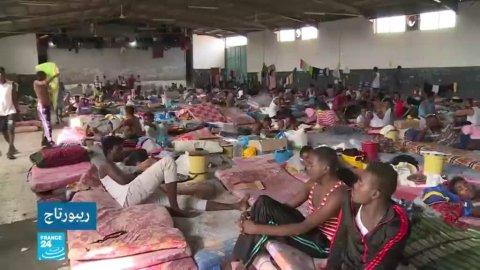 هل يستغل المتحاربون الليبيون المهاجرين في معاركهم؟