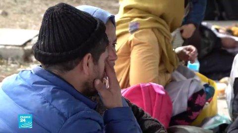تقرير فرانس 24 من الحدود التركية اليونانية